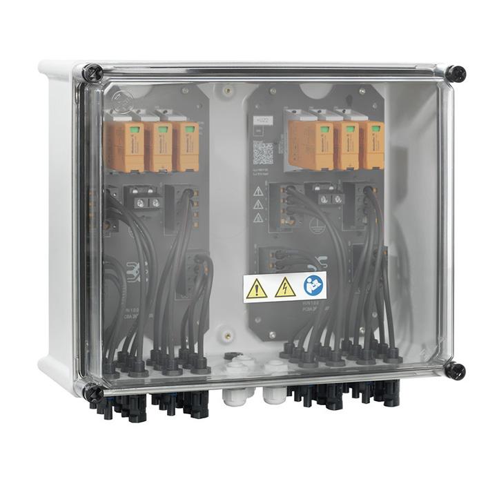 Combiner Box (Photovoltaik) PVN1M2I6SXFXV2O1TXPX10