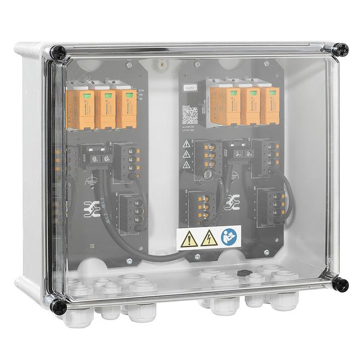 Combiner Box (Photovoltaik) PVN1M2I6SXFXV2O0TXPX10