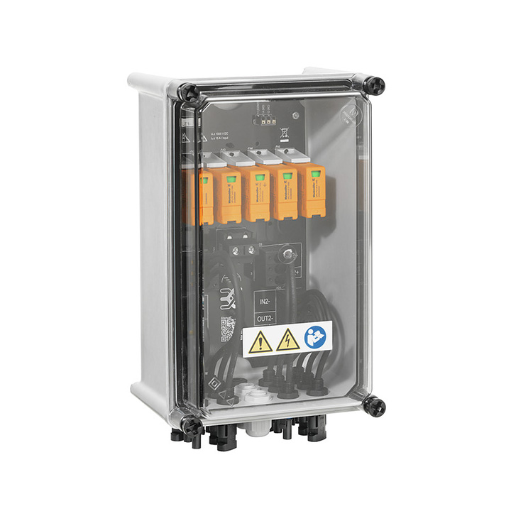 Combiner Box (Photovoltaik) PVN1M2I4SXFXV1O1TXPX10