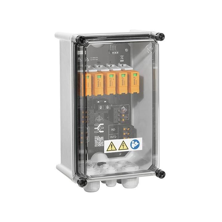 Combiner Box (Photovoltaik) PVN1M2I4SXFXV1O0TXPX10
