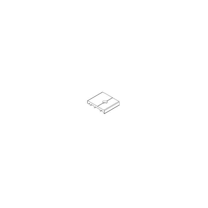 Alumil A160 Profile Cap for H2216