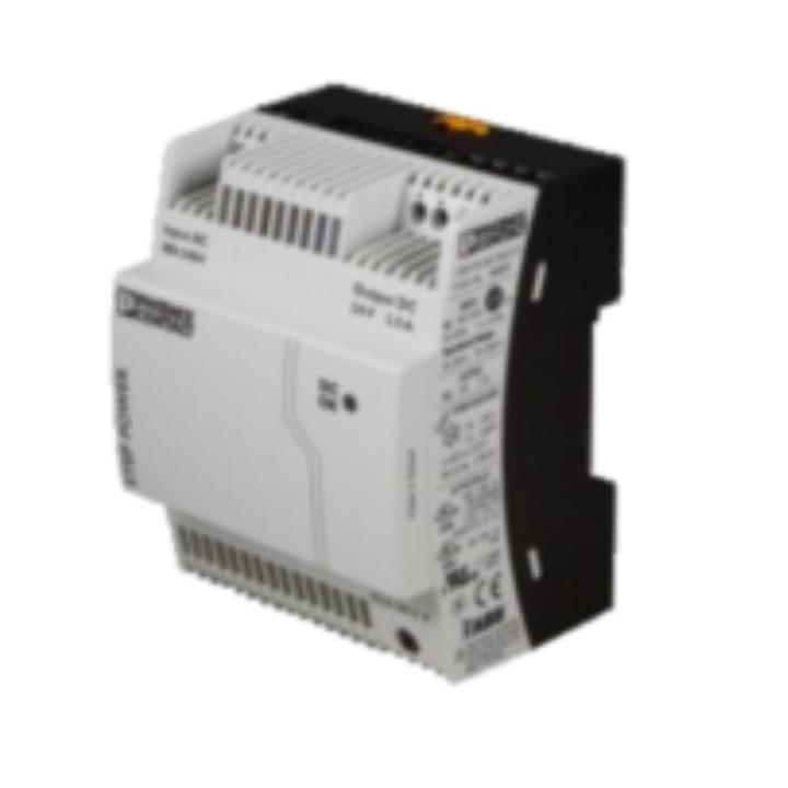 TOP-HAT RAIL POWER SUPPLY UNIT 24 VDC / 2.5 A