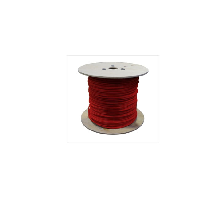 KBE DC Cable 4mm2 Red