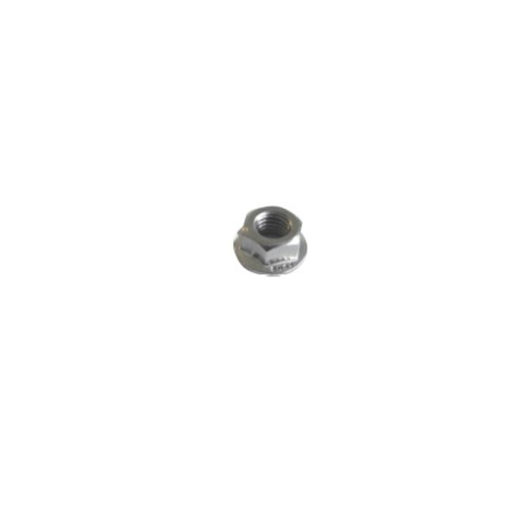 S-Flex Serrated Nut M8 A2