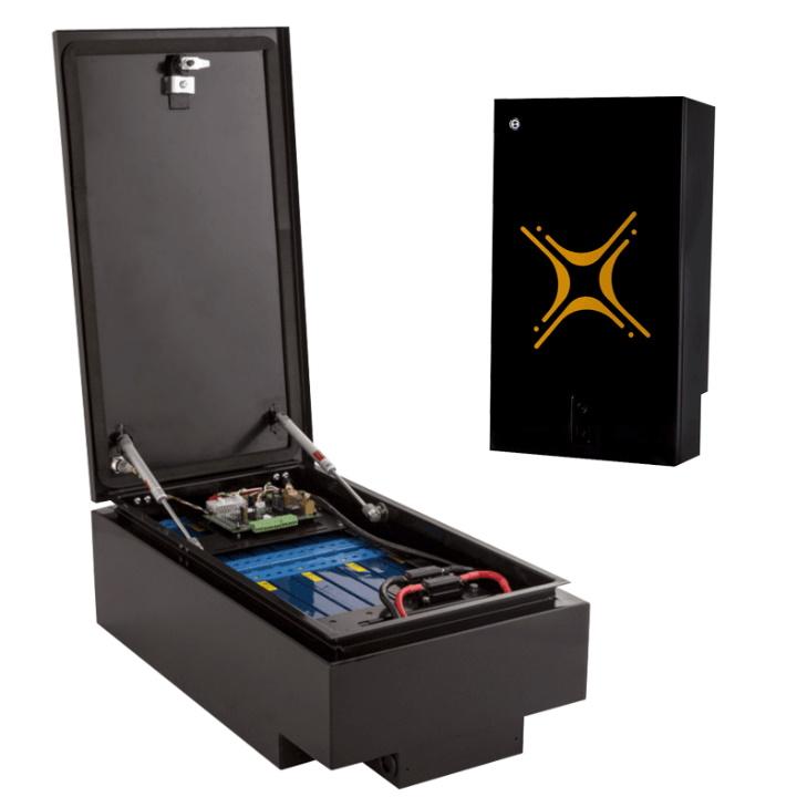Solar MD Advanced Li-Ion Battery 3.7kwh 52v