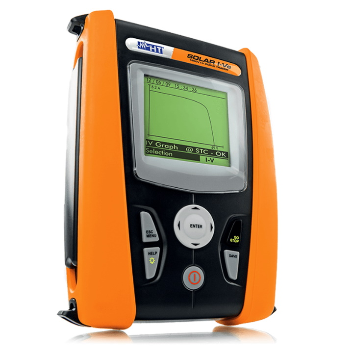 Single Phase Multi Function PV Tester