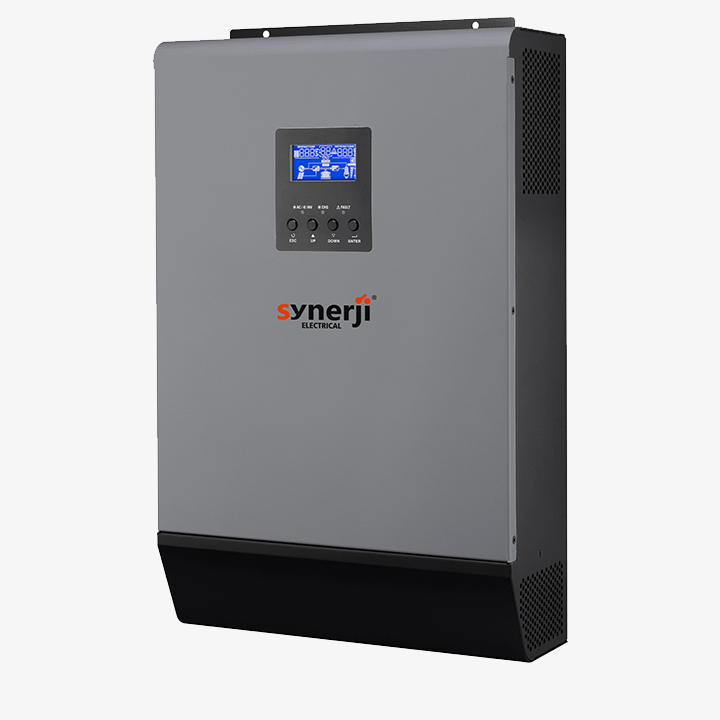 Axpert Synerji 5kW/5KVA/48V 80A MPPT PF1