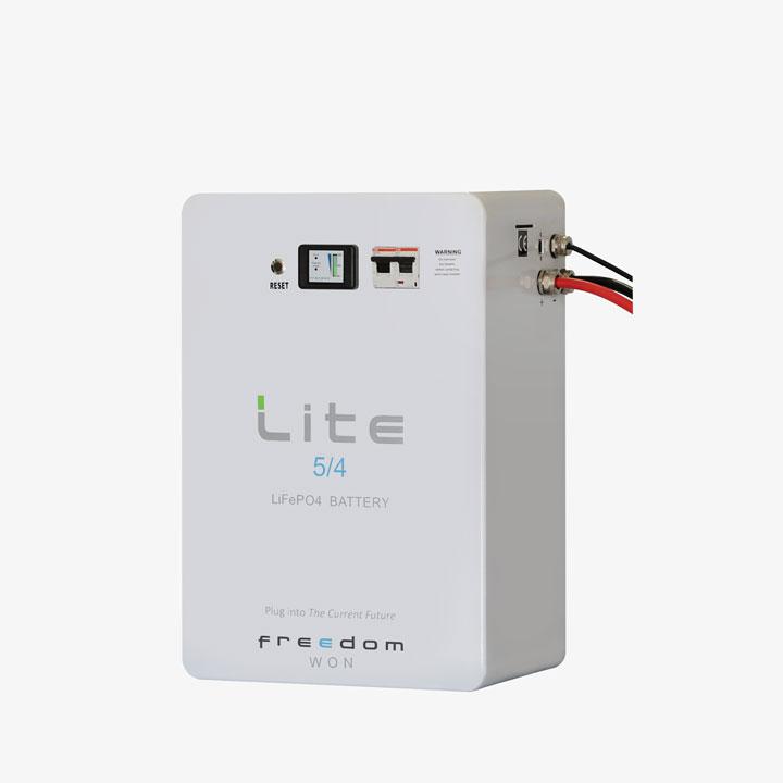 Freedom Lite Home 5/4kWh 52v LiFePO4 Battery