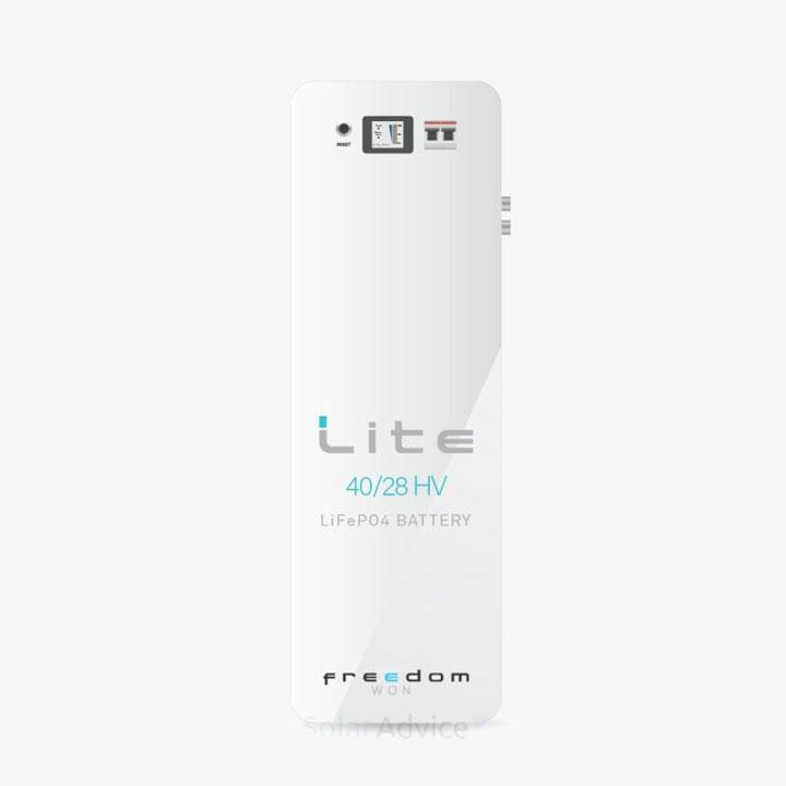 Freedom Lite Business 40/32kWh 52v LiFePO4 Battery