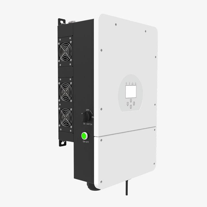 Sunsynk 8kW 1P Hybrid PV Inverter 48v C/W Wifi Dongle IP65